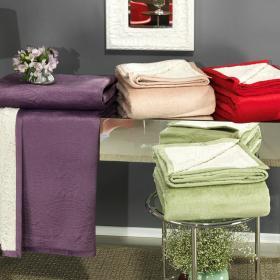 Cobertor Avulso Queen com efeito Pele de Carneiro - Verona Sherpa - Dui Design